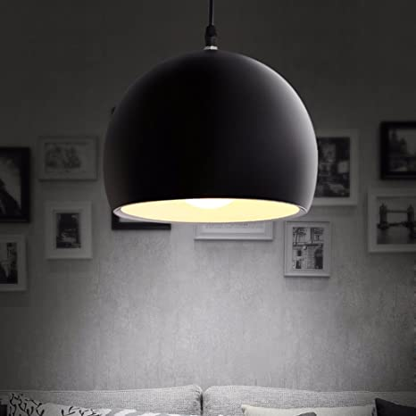 E27 Bulb Vintage Pendant Lights Loft lamparas de techo Nordic Retro ...