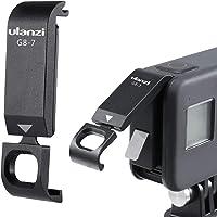 Laddningsbart batterilock dörr batterilock för GoPro Hero svart 8 sportkamera G8-7 avtagbar laddningsport typ C