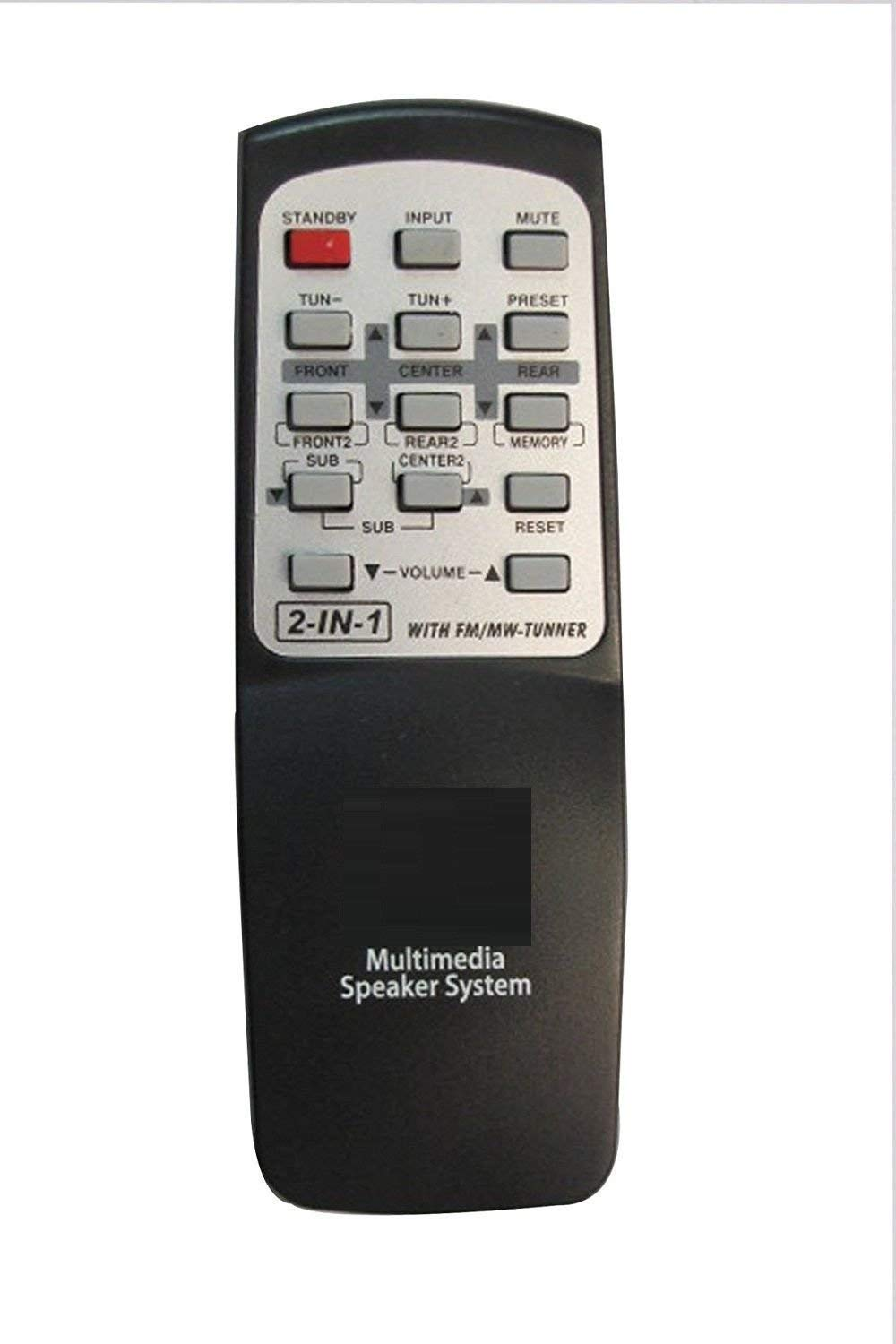 GWS Remote Control for Philips Home Theater