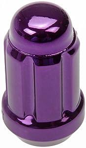 Dorman 711-355J Pack of 20 Purple Lock Nuts with Key