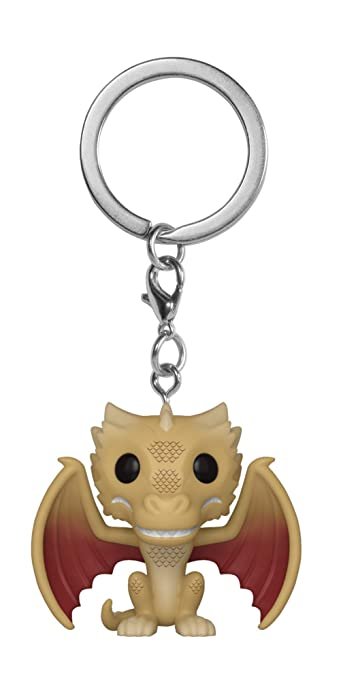 Funko Pop! Keychain: Game of Thrones - Regular Viserion