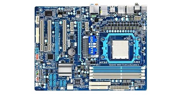 Gigabyte GA-870A-UD3 (Rev. 2.0) AMD 870 (RX881) Socket AM3 ...