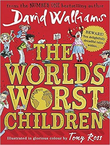 Image result for worlds worst children