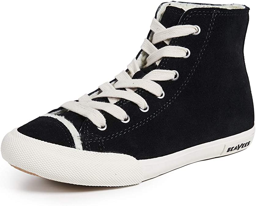 SeaVees Women's Army Issue High Sneaker
