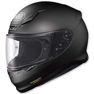 Shoei Men's Rf-1200 Full Face Motorcycle Helmet (Medium, Matte Black): Automotive