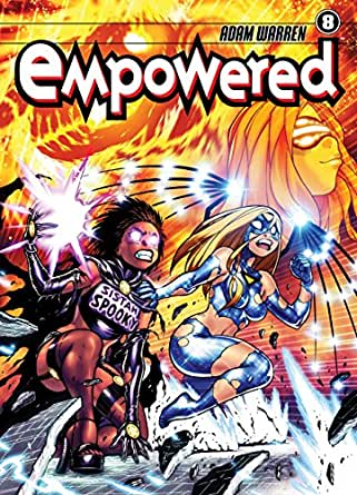 Empowered Volume 8 (English Edition) eBook: Adam Warren ...