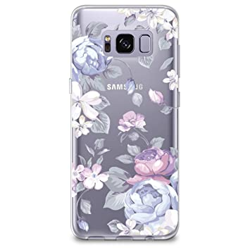 samsung s8 phone cases flowers