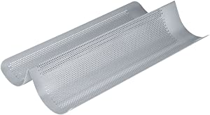 Chicago Metallic Commercial II Non-Stick Perforated French Bread Pan