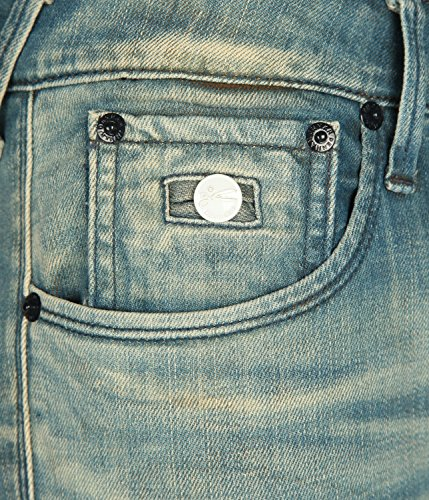 Denham Herren Jeans Blau DL03004A9