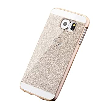samsung galaxy s6 phone cases for girls. phone case for girls, tonsee® luxury diamond crystal rhinestone cover samsung galaxy s6 cases girls