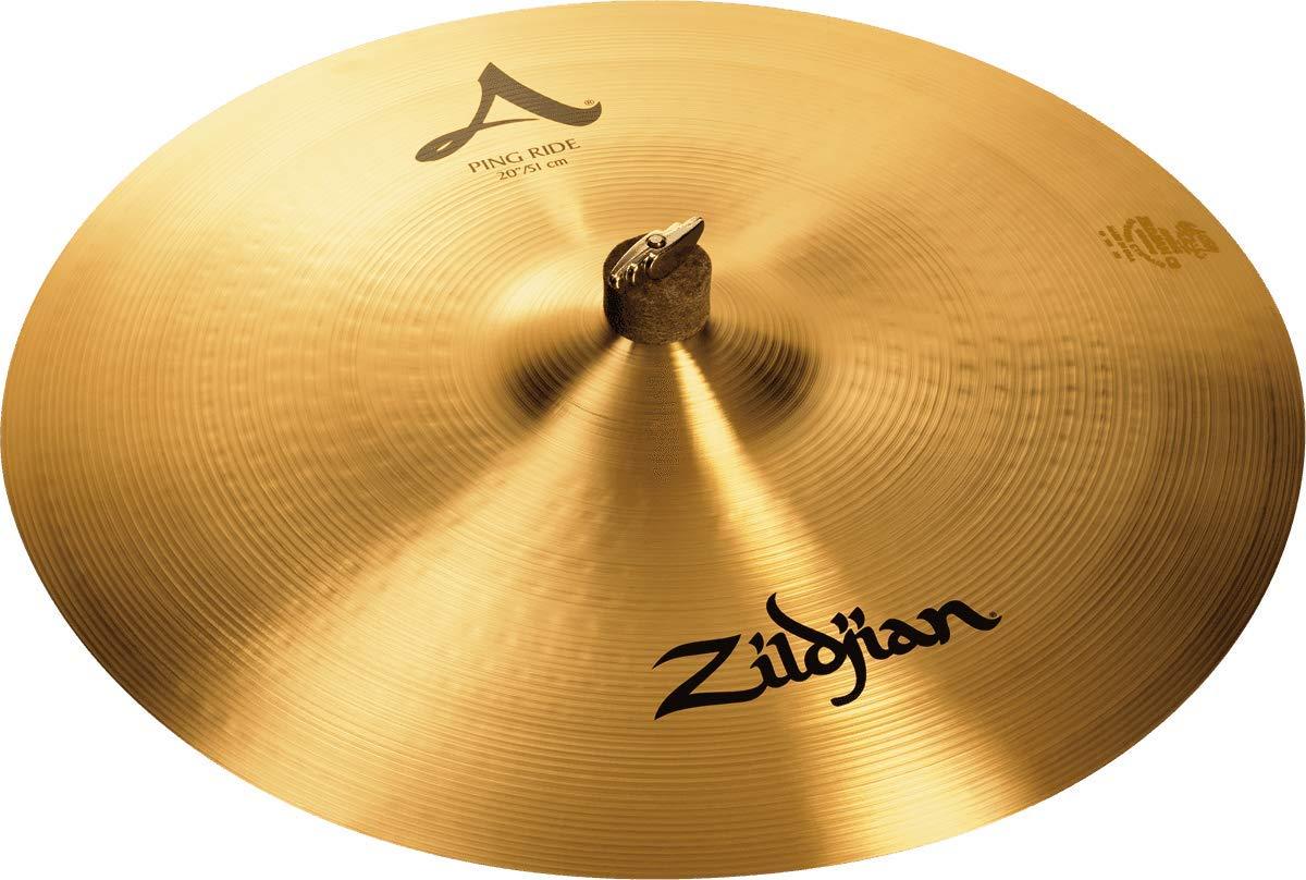 Zildjian A Series 20'' Ping Ride Cymbal by Avedis Zildjian Company