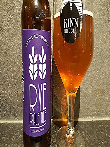 Liverpool Craft Beer Rye Pale Ale By The Liverpool Craft Beer Company | Craft Beer Review