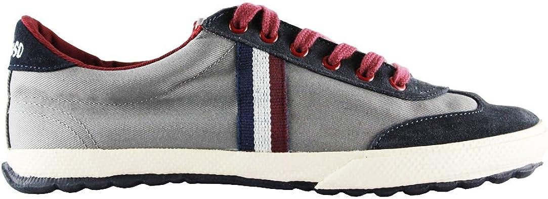 EL GANSO Canvas Ribbon (43, Grey): Amazon.es: Zapatos y complementos
