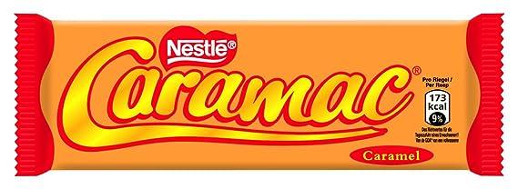 Nestle caramac caramelo de cerrojo, 36 unidades (36 x 30 g) großpackung: Amazon.es: Alimentación y bebidas
