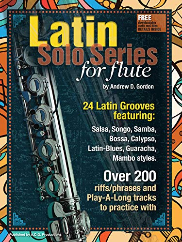 Latin Solo Series for Flute ()