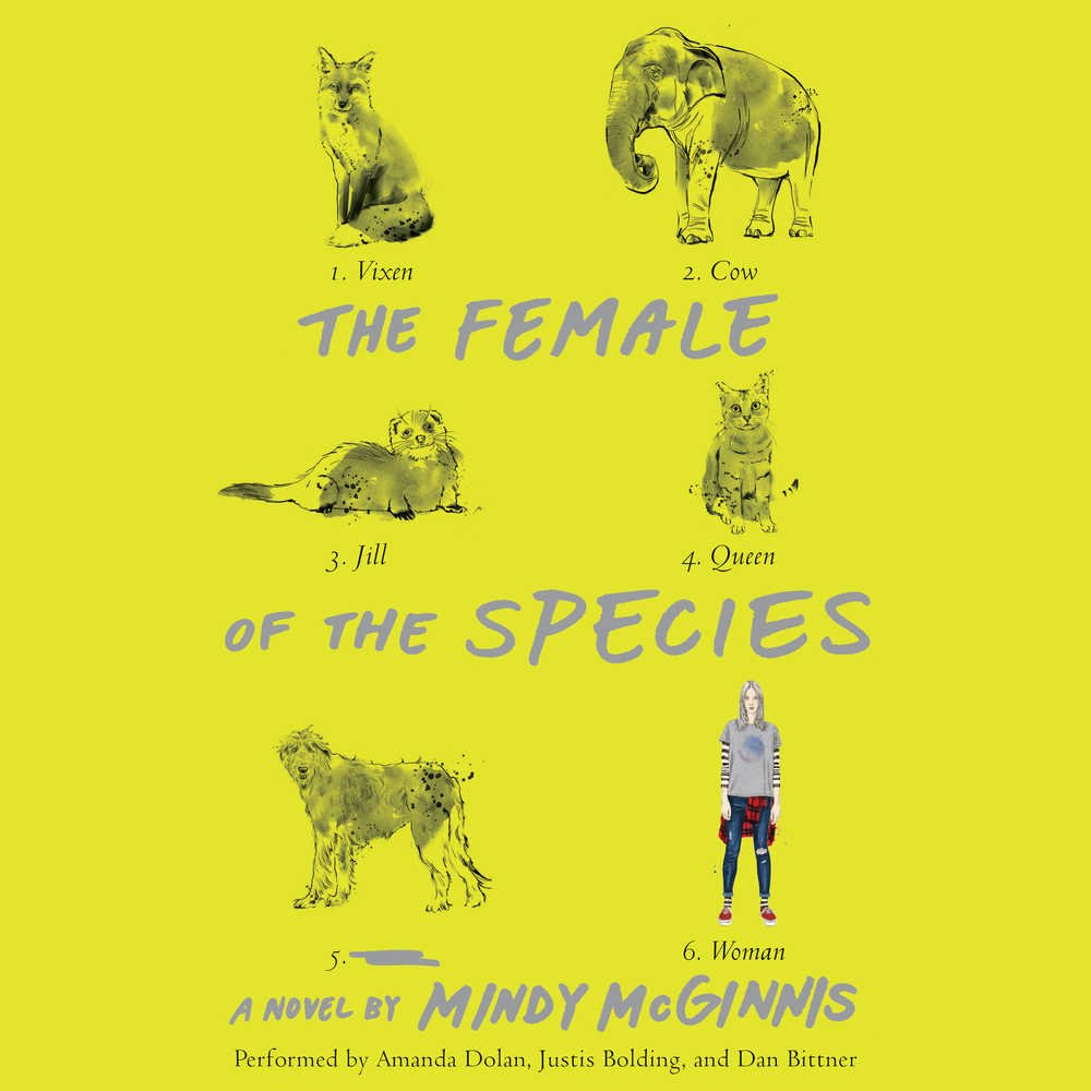 Read Online The Female of the Species ebook
