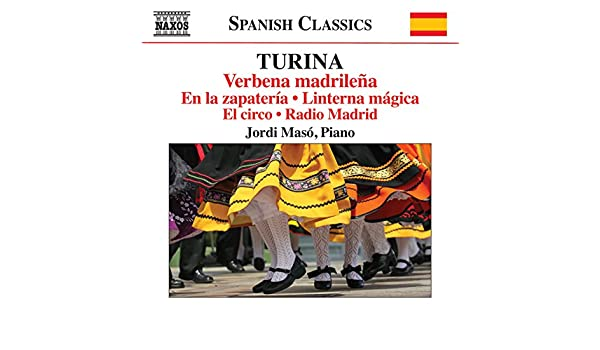 Spanish Classics: Joaquín Turina by Jordi Masó on Amazon Music - Amazon.com