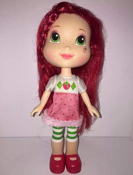 Amazon Strawberry Shortcake 11 Styling Doll Strawberry