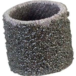 Dremel 408 1/2-Inch Sander Bands, Coarse, 6 Pack