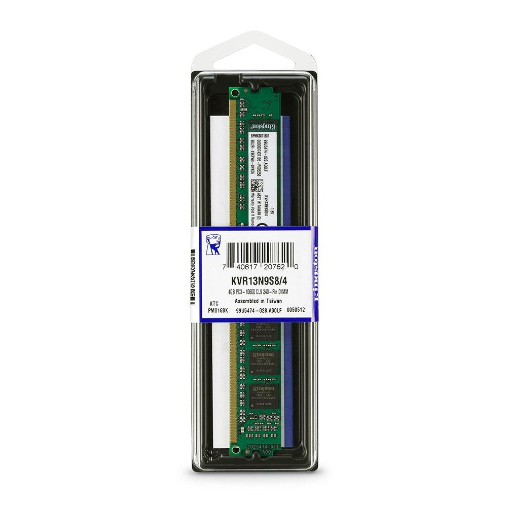 Image result for RAM DDR3 4GB/1333 KINGSTON(KVR13N9S8/4)
