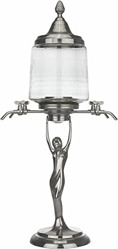 Lady Absinthe Fountain, 4 Spout