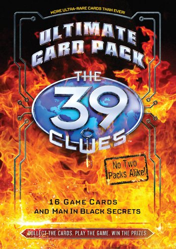 the 39 clues card pack - 1