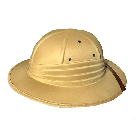 08fc9af5b201b Amazon.com  Pith Helmet Tan  Clothing