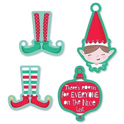 Amazon.com: Elf Squad – Cortes para fiestas de Navidad y ...
