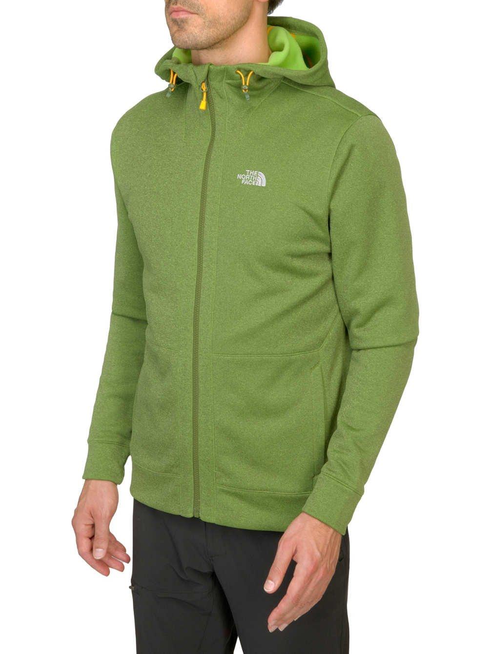 b02d7fdb8 THE NORTH FACE Men's Mittellegi Full Zip Fleece Hoodie Jacket