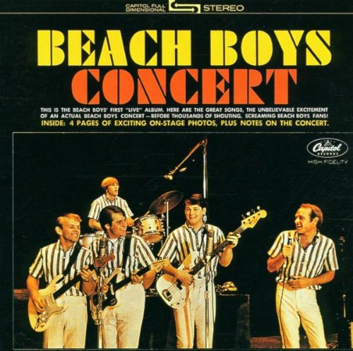 Beach Boys Concert / Live London ()