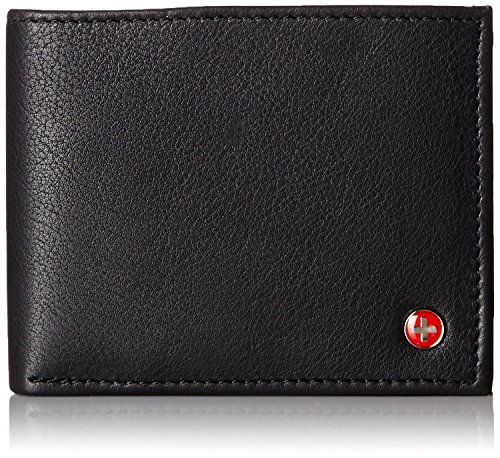 alpine-swiss-mens-genuine-leather-wallet-slim-flip-out-bifold-black