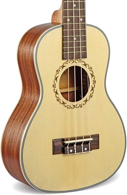 BERYLSHOP Dos tonos de 26 pulgadas Aprender a tocar guitarra ...