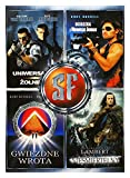 Escape from New York / Highlander / Universal Soldier / Stargate (BOX) (English audio)