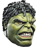 Giant Green Hulk Halloween Masquerade Party Cosplay Latex Mask 2014 HLWMSK11