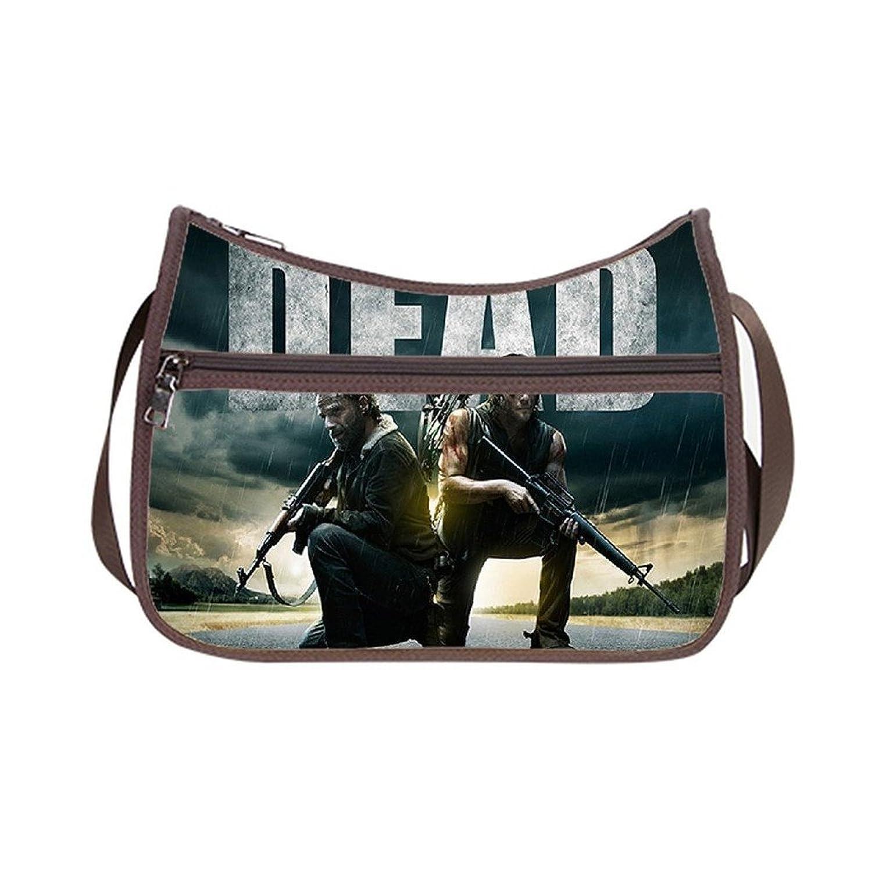 Angelinana Custom Walking Dead Messenger Bag Shoulder Bag Casual Bags