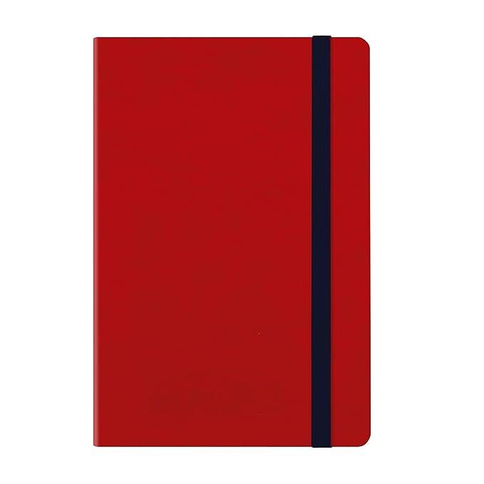 Legami 2020 - Agenda semanal de 12 meses, color rojo, color ...