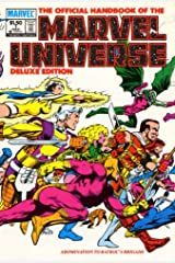 Essential Official Handbook of the Marvel Universe - Deluxe Edition, Vol. 1 (Marvel Essentials) Paperback