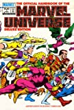 img - for Essential Official Handbook of the Marvel Universe - Deluxe Edition, Vol. 1 (Marvel Essentials) book / textbook / text book