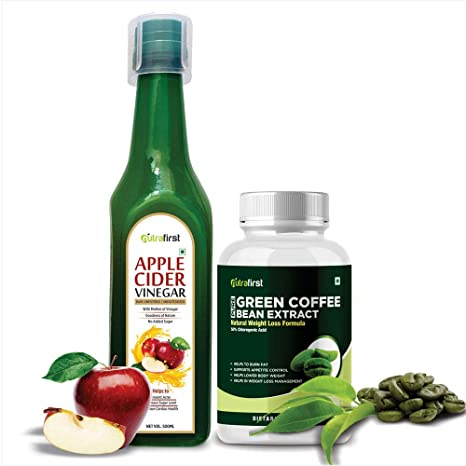 Buy Nutrafirst 100 Natural Organic Green Coffee Extract With