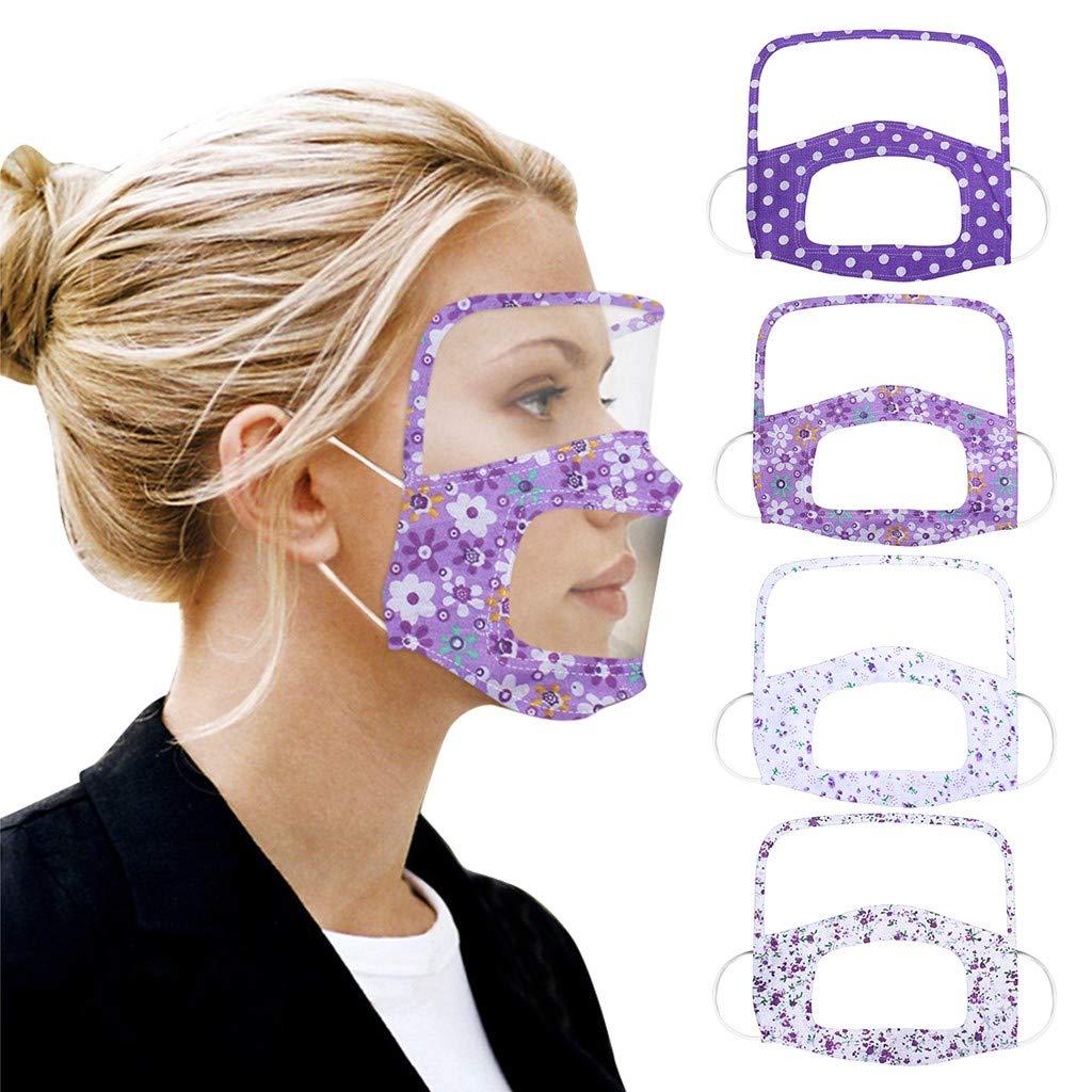 Las Orejeras Contra El Polvo Del Aire Transpirables Mujer Hombre Visible Productos Asiaticos 4PC
