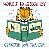 Garfield 2019 Mini Wall Calendar: Words to Laugh By