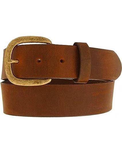 Justin Men's Work Basic Bark Belt 38