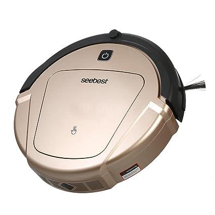 CCYOO D750 Turing 1.0 Robot De Limpieza Al Vacío con Trapeador Seco Y Húmedo con Depósito