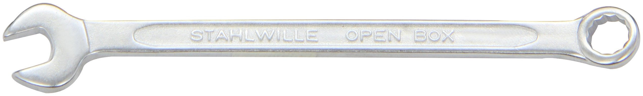 Stahlwille 13A-7/32 Steel Combination Spanner, 7/32'' Diameter, 95mm Length, 14mm Width