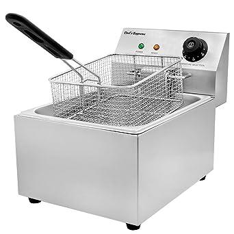 Amazon.com: Chef s Supreme – 120 V 10 libras. Countertop ...