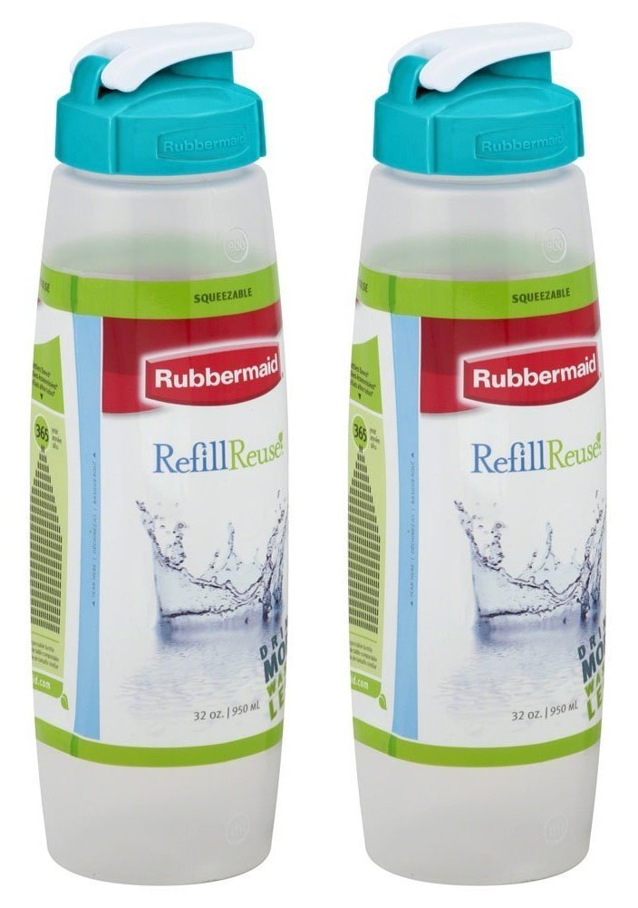 Rubbermaid 3163 Sippin Sport Chugg (2-Pack)