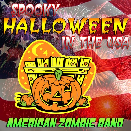 Spooky Halloween in the USA -