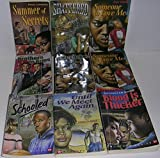 img - for Bluford Series Eight Book Bundle Collection Includes: Brothers in Arms - Shattered - Blood Is Thicker - Schooled - Summer of Secrets - Someone To Love Me - Secrets in the Shadows - Until We Meet Again book / textbook / text book