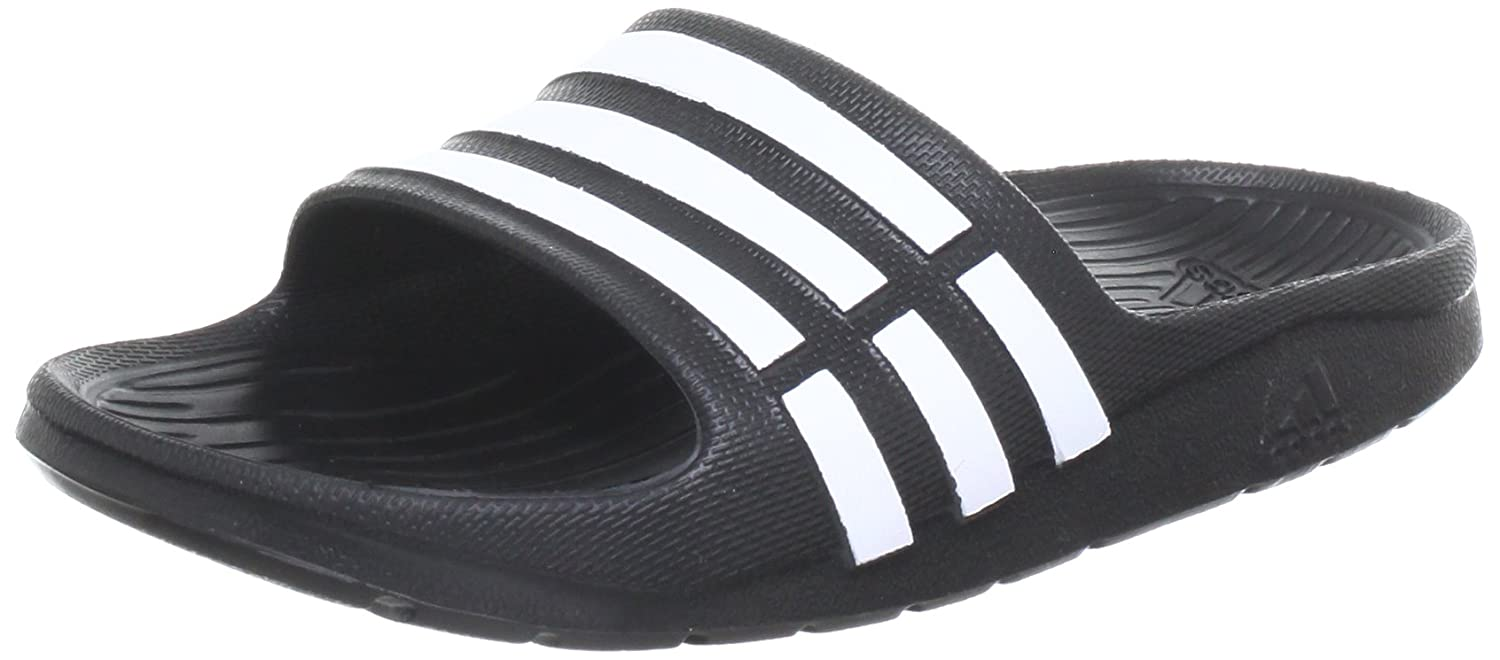 adidas Performance Kids' Duramo Slide Sandal (Toddler/Little Kid/Big Kid) Duramo Slide K
