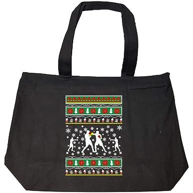 Amazon.com: Bolsa de boxeo con diseño de bautizo, ideal como ...